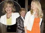 EXCLUSIVE: Rod Stewart and wife Penny Lancaster get into their awaiting Rolls Royce where their driver appeared to have fallen asleep behind the wheel in Beverly Hills, CA. Rod and Penny had dinner at 'Spargo' Restaurant with Jane Fonda who brought her dog along for the outing.  Pictured: Rod Stewart and Penny Lancaster Ref: SPL1046867  060615   EXCLUSIVE Picture by: SPW / Splash News  Splash News and Pictures Los Angeles: 310-821-2666 New York: 212-619-2666 London: 870-934-2666 photodesk@splashnews.com