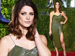 eURN: AD*171762026  Headline: 2015 Tony Awards - Arrivals Caption: NEW YORK, NY - JUNE 07:  Ashley Greene attends the 2015 Tony Awards  at Radio City Music Hall on June 7, 2015 in New York City.  (Photo by Dimitrios Kambouris/Getty Images for Tony Awards Productions) Photographer: Dimitrios Kambouris  Loaded on 07/06/2015 at 23:26 Copyright: Getty Images North America Provider: Getty Images for Tony Awards Productions  Properties: RGB JPEG Image (45663K 5997K 7.6:1) 3166w x 4923h at 96 x 96 dpi  Routing: DM News : GroupFeeds (Comms), GeneralFeed (Miscellaneous) DM Showbiz : SHOWBIZ (Miscellaneous) DM Online : Online Previews (Miscellaneous), CMS Out (Miscellaneous)  Parking: