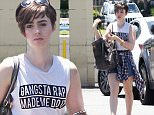Picture Shows: Lily Collins  June 07, 2015\n \n Actress Lily Collins stops by Whole Foods in West Hollywood, California to shop for groceries. Lily recently confirmed her reunion with former love interest Jamie Campbell-Bower with a photo of the pair kissing on her Instagram page. \n \n Non-Exclusive\n UK RIGHTS ONLY\n \n Pictures by : FameFlynet UK © 2015\n Tel : +44 (0)20 3551 5049\n Email : info@fameflynet.uk.com