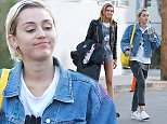 6 June 02015 - WEST HOLLYWOOD - USA\n*** EXCLUSIVE PICTURES AVAILABLE FOR UK ONLY ***\nUS POP SINGER MILEY CYRUS FLIPS HER MIDDLE FINGER WHILE SHOPPING WITH HER FRIEND IN WEST HOLLYWOOD\nBYLINE MUST READ : XPOSUREPHOTOS.COM\n***UK CLIENTS - PICTURES CONTAINING CHILDREN PLEASE PIXELATE FACE PRIOR TO PUBLICATION *** CLIENTS MUST CALL PRIOR TO TV OR ONLINE USAGE PLEASE TELEPHONE 020 8344 2007