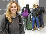 MUST BYLINE: EROTEME.CO.UK\nSuki Waterhouse is all smiles as she arrives at Heathrow airport and bumps into the group Prodigy.\nNON-EXCLUSIVE    June 8,  2015\nJob: 150608L12   London, England\nEROTEME.CO.UK\n44 207 431 1598\nRef:  341629\n