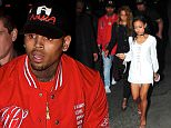 Chris Brown and Karueche Tran reunite at Club Playhouse in Hollywood, CA on June 5, 2015.\n\nPictured: Chris Brown and Karrueche Tran\nRef: SPL1045965  050615  \nPicture by: DutchLabUSA / Splash News\n\nSplash News and Pictures\nLos Angeles:310-821-2666\nNew York:212-619-2666\nLondon:870-934-2666\nphotodesk@splashnews.com\n
