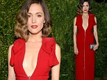 NEW YORK, NY - JUNE 07:  Rose Byrne attends the 2015 Tony Awards at Radio City Music Hall on June 7, 2015 in New York City.  (Photo by Kevin