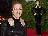 NEW YORK, NY - JUNE 07:  Rita Wilson attends the 2015 Tony Awards  at Radio City Music Hall on June 7, 2015 in New York City.  (Photo by Dimitrios Kambouris/Getty Images for Tony Awards Productions)