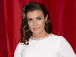 Mandatory Credit: Photo by Jonathan Hordle/REX_Shutterstock (4775380gd).. Kym Marsh.. The British Soap Awards, Palace Theatre, Manchester, Britain - 16 May 2015.. ..