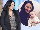 EDITORIAL USE ONLY. NO MERCHANDISING  Mandatory Credit: Photo by Ken McKay/ITV/REX Shutterstock (4831013be)  Martine McCutcheon  'This Morning' TV Programme, London, Britain. - 08 Jun 2015  BABY FACE - The final 6 competitors are here. Baby Face, Which three babies will go to the viewers vote?