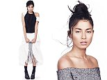 WINTER 2015 ISSUE - JESSICA GOMES..Must hyperlink to Gritty Pretty