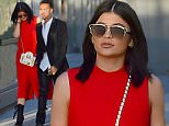 Kylie Jenner and Tyga head out to see a movie in downtown Los Angeles\n\nPictured: Kylie Jenner and Tyga\nRef: SPL1048774  080615  \nPicture by: Fern / Splash News\n\nSplash News and Pictures\nLos Angeles: 310-821-2666\nNew York: 212-619-2666\nLondon: 870-934-2666\nphotodesk@splashnews.com\n