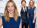 Actress Emily Blunt attends the American Institute for Stuttering's 9th Annual Freeing Voices Changing Lives Gala at The Lighthouse at Chelsea Piers on Monday, June 8, 2015, in New York. (Photo by Evan Agostini/Invision/AP)