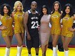 kimkardashianThank you Staples Center for the most amazing birthday party for Kanye!