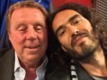 02.JUNE.2015 RUSSELL BRAND AND HARRY REDKNAPP IN THIS GREAT CELEBRITY TWITTER PICTURE! BYLINE MUST READ : SUPPLIED BY XPOSUREPHOTOS.COM *XPOSURE PHOTOS DOES NOT CLAIM ANY COPYRIGHT OR LICENSE IN THE ATTACHED MATERIAL. ANY DOWNLOADING FEES CHARGED BY XPOSURE ARE FOR XPOSURE'S SERVICES ONLY, AND DO NOT, NOR ARE THEY INTENDED TO, CONVEY TO THE USER ANY COPYRIGHT OR LICENSE IN THE MATERIAL. BY PUBLISHING THIS MATERIAL , THE USER EXPRESSLY AGREES TO INDEMNIFY AND TO HOLD XPOSURE HARMLESS FROM ANY CLAIMS, DEMANDS, OR CAUSES OF ACTION ARISING OUT OF OR CONNECTED IN ANY WAY WITH USER'S PUBLICATION OF THE MATERIAL* ***UK CLIENTS - PICTURES CONTAINING CHILDREN PLEASE PIXELATE FACE PRIOR TO PUBLICATION *** **UK CLIENTS MUST CALL PRIOR TO TV OR ONLINE USAGE PLEASE TELEPHONE  44 208 344 2007 ***