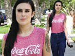Mandatory Credit: Photo by Startraks Photo/REX Shutterstock (4836087e)\n Rumer Willis leaving Dancing with the Stars tour rehearsals\n Rumer Willis out and about, Los Angeles, America - 08 Jun 2015\n \n