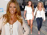 Picture Shows: Michelle Heaton, Katie Price, Jordan  June 09, 2015    Celebrities attend the Smart Girls Fake it Now Magazine Summer Party at Kanaloa Kitchen in London, UK.    Non-Exclusive  WORLDWIDE RIGHTS    Pictures by : FameFlynet UK © 2015  Tel : +44 (0)20 3551 5049  Email : info@fameflynet.uk.com