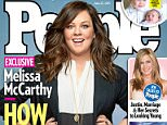 Melissa McCarthy covers People Magazine