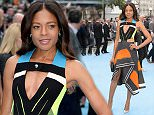 Mandatory Credit: Photo by Jonathan Hordle/REX Shutterstock (4836232f)\n Naomie Harris\n 'Entourage' film premiere, London, Britain - 9 Jun 2015\n \n