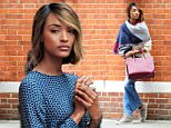 10 Jun 2015  - LONDON  - UK\n*** EXCLUSIVE ALL ROUND PICTURES ***\nSUPERMODEL JOURDAN DUNN IS SPOTTED DURING A FASHION SHOOT IN CENTRAL LONDON .\nBYLINE MUST READ : XPOSUREPHOTOS.COM\n***UK CLIENTS - PICTURES CONTAINING CHILDREN PLEASE PIXELATE FACE PRIOR TO PUBLICATION ***\n**UK CLIENTS MUST CALL PRIOR TO TV OR ONLINE USAGE PLEASE TELEPHONE  442083442007