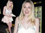 Mandatory Credit: Photo by Startraks Photo/REX Shutterstock (4836356e)\n Dakota Fanning\n Dakota Fanning out and about, New York, America - 09 Jun 2015\n Dakota Fanning spotted in Soho\n