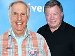 william shatner henry winkler