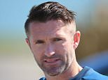 Republic of Ireland's Robbie Keane during a training session at Gannon Park, Dublin. PRESS ASSOCIATION Photo. Picture date: Wednesday June 10, 2015. See PA story SOCCER Republic. Photo credit should read: Niall Carson/PA Wire
