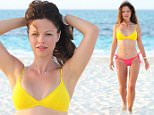 EXCLUSIVE FAO DAILY MAIL ONLINE - GBP 40 PER PICTURE\n Mandatory Credit: Photo by Startraks Photo/REX Shutterstock (4831222n)\n Tammin Sursok\n Tammin Sursok on vacation, Turks & Caicos Islands, America - 30 May 2015\n Tammin Sursok and Family on Vacation\n