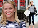 eURN: AD*171977304  Headline: FAMEFLYNET - Reese Witherspoon Out Shopping In Santa Monica Caption: Picture Shows: Reese Witherspoon  June 09, 2015    Reese Witherspoon is spotted out shopping in Santa Monica, California. The actress has been busy as of late, gearing up to star as Tinker Bell in a live action 'Tinker Bell' movie.     Non Exclusive  UK RIGHTS ONLY    Pictures by : FameFlynet UK © 2015  Tel : +44 (0)20 3551 5049  Email : info@fameflynet.uk.com Photographer: 922 Loaded on 10/06/2015 at 01:32 Copyright:  Provider: FameFlynet.uk.com  Properties: RGB JPEG Image (18501K 737K 25.1:1) 2105w x 3000h at 72 x 72 dpi  Routing: DM News : GeneralFeed (Miscellaneous) DM Showbiz : SHOWBIZ (Miscellaneous) DM Online : Online Previews (Miscellaneous), CMS Out (Miscellaneous)  Parking: