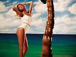 kateuptonYou know just standing by a fake palm tree #vmag #sebastianfaena