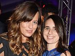 LONDON, ENGLAND - OCTOBER 02:  Jade Jagger (L) and Assisi Jackson attend the 10th anniversary of Mortons in Berkeley Square Gardens on October 2, 2014 in London, England.  (Photo by David M. Benett/Getty Images for Mortons)