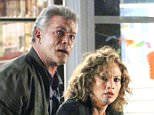 10.JUNE.2015 - NEW YORK CITY - USA *AVAILABLE FOR UK SALE ONLY* JENNIFER LOPEZ AND RAY LIOTTA SHOOT AN ACTION SCENE FOR THEIR LATEST TV PROJECT 'SHADES OF BLUE' IN BAYRIDGE, BROOKLYN. BYLINE MUST READ : XPOSUREPHOTOS.COM ***UK CLIENTS - PICTURES CONTAINING CHILDREN PLEASE PIXELATE FACE PRIOR TO PUBLICATION *** *UK CLIENTS MUST CALL PRIOR TO TV OR ONLINE USAGE PLEASE TELEPHONE 0208 344 2007*