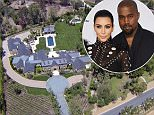 """EXCLUSIVE: **NO USA TV AND NO USA WEB** **MINIMUM FEES APPLY**Kim Kardashian and Kanye West are buying this spectacular estate for $20 million, TMZ reports.\nThe three-and-a-half acre estate is in Hidden Hills, CA, just five minutes from Kris Jenner's Calabasas mansion where the couple and daughter North West are currently living.\nThe mansion has two pools, two vineyards and a 1,050 square foot entertainment pavilion.\nTMZ reports Kim and Kanye are in escrow for the estate, once owned by Lisa Marie Presley.\nReal estate sources tell TMZ it is known as """"the jewel of Hidden Hills.""""\nEscrow is set to close at the end of the month, according to TMZ.\n\nPictured: Kim Kardashian new house\nRef: SPL816449  060814   EXCLUSIVE\nPicture by: TMZ.com / Splash News\n\nSplash News and Pictures\nLos Angeles:\t310-821-2666\nNew York:\t212-619-2666\nLondon:\t870-934-2666\nphotodesk@splashnews.com\n"""
