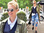 January Jones is all smiles after delivering a box at UPS\n\nPictured: January Jones\nRef: SPL1051648  110615  \nPicture by: Fern / Splash News\n\nSplash News and Pictures\nLos Angeles: 310-821-2666\nNew York: 212-619-2666\nLondon: 870-934-2666\nphotodesk@splashnews.com\n