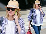 Naomi Watts seen leaving Barneys of New York whilst talking on her iPhone.\nFeaturing: Naomi Watts\nWhere: Los Angeles, California, United States\nWhen: 10 Jun 2015\nCredit: Michael Wright/WENN.com