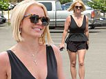 Pictured: Britney Spears\nMandatory Credit © Milton Ventura/Broadimage\nBritney Spears  displays her dancer's physique in a black jumpsuit while shopping in at M.  Frederick Thousand Oaks\n\n6/10/15, Thousand Oaks, California, United States of America\n\nBroadimage Newswire\nLos Angeles 1+  (310) 301-1027\nNew York      1+  (646) 827-9134\nsales@broadimage.com\nhttp://www.broadimage.com\n