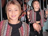 Sao Paulo, Brazil - Teen model Gigi Hadid promotes Rosa Cha line at their flagship store and gets close with her fans outside the store.\n  \nAKM-GSI        June  9, 2015\nTo License These Photos, Please Contact :\nSteve Ginsburg\n(310) 505-8447\n(323) 423-9397\nsteve@akmgsi.com\nsales@akmgsi.com\nor\nMaria Buda\n(917) 242-1505\nmbuda@akmgsi.com\nginsburgspalyinc@gmail.com