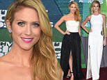 June 10, 2015 Nashville, Tn.\nErin Andrews\n2015 CMT Music Awards held at the Bridgestone Arena\n� Tammie Arroyo / AFF-USA.COM