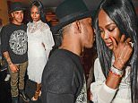 Mandatory Credit: Photo by Richard Young/REX Shutterstock (4841780cq)\n Lewis Hamilton and Naomi Campbell\n 'A Tribute to Christopher Nemeth' at Louis Vuitton store, London, Britain - 10 Jun 2015\n \n