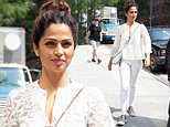 Mandatory Credit: Photo by Startraks Photo/REX Shutterstock (4842814e)\n Camila Alves\n Camila Alves out and about, New York, America - 11 Jun 2015\n Camila Alves Sighting In New York\n