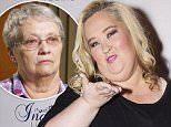 06.MAY.2015 - FLORIDA - USA\n\nMAMA JUNE OF THE REALITY SHOW 'HERE COMES HONEY BOO BOO' ARRIVES AT A FLORIDA STRIP CLUB IN POMPANO BEACH, FLORIDA.\n\nBYLINE MUST READ: XPOSUREPHOTOS.COM\n\n*AVAILABLE FOR UK SALE ONLY*\n\nPLEASE CREDIT USAGE AS PER BYLINE **UK CLIENTS MUST CALL PRIOR TO TV OR ONLINE USAGE PLEASE TELEPHONE +44 208 344 2007