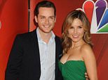 Mandatory Credit: Photo by REX Shutterstock (4378003bg).. Jesse Lee Soffer, Sophia Bush.. NBCUniversal Winter TCA Red Carpet, Los Angeles, America - 16 Jan 2015.. ..