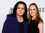FILE - FEBRUARY 06: According to reports February 6, 2015, Rosie O'Donnell and her wife of two years, Michelle Rounds, have split. NEW YORK, NY - JUNE 08:  Rosie O'Donnell and Michelle Rounds attend the 68th Annual Tony Awards at Radio City Music Hall on June 8, 2014 in New York City.  (Photo by Dimitrios Kambouris/Getty Images for Tony Awards Productions)