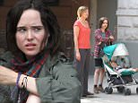 eURN: AD*172097988  Headline: ELLEN PAGE FIlMING TALLULAH IN MANHATTAN Caption: 10.JUNE.2015 - NEW YORK - USA A HOMELESS ELLEN PAGE LIVING INSIDE A VAN SHOOTS HER LATEST INDIE FILM TALLULAH  WITH COSTAR ALLISON JANNEY IN MANHATTAN'S DOWNTOWN AREA. ELLEN CAN ALSO BE SEEN EATING AND SLEEPING INSIDE THE VAN. HER CHARACTER IN THE MOVIE ALSO CENTERS ON PLAYING A BABYSITTER. BYLINE MUST READ : XPOSUREPHOTOS.COM *AVAILABLE FOR UK SALE ONLY* ***UK CLIENTS - PICTURES CONTAINING CHILDREN PLEASE PIXELATE FACE PRIOR TO PUBLICATION *** *UK CLIENTS MUST CALL PRIOR TO TV OR ONLINE USAGE PLEASE TELEPHONE 0208 344 2007* Photographer: XPOSUREPHOTOS.COM  Loaded on 11/06/2015 at 03:26 Copyright:  Provider: NG  Properties: RGB JPEG Image (24924K 1474K 16.9:1) 2616w x 3252h at 72 x 72 dpi  Routing: DM News : GroupFeeds (Comms), GeneralFeed (Miscellaneous) DM Showbiz : SHOWBIZ (Miscellaneous) DM Online : Online Previews (Miscellaneous), CMS Out (Miscellaneous)  Parking: