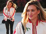 Hilary Duff goes to an in studio session with fans at Record Plant studios in Hollywood, CA.\n\nPictured: Hilary Duff\nRef: SPL1051862  110615  \nPicture by: DutchLabUSA / Splash News\n\nSplash News and Pictures\nLos Angeles: 310-821-2666\nNew York: 212-619-2666\nLondon: 870-934-2666\nphotodesk@splashnews.com\n
