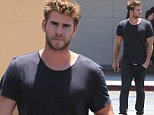 11th of June 2015...Party For One: Hunger Games star Liam Hemsworth is spotted leaving an LA corner store with a brown paper bag, just days earlier ex fiancÈ Miley Cyrus gave an explosive tell-all interview with Paper Magazine revealing her bi-sexuality for the first time. Many media outlets have speculated this could be the reason why the pair split. Liam spent the reminder of his day in Malibu running errands...EXCLUSIVE..Mike Emory..