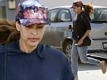 138584, EXCLUSIVE: Make-up free Eva Mendes seen leaving a medical building in Beverly Hills, CA. Los Angeles, California - Thursday June 11, 2015. Photograph: Juan Sharma/Bruja, © PacificCoastNews. Los Angeles Office: +1 310.822.0419 sales@pacificcoastnews.com FEE MUST BE AGREED PRIOR TO USAGE