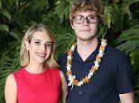 WAILEA, HI - JUNE 05:  (L-R) Emma Roberts and Evan Pierce atten the 2014 Maui Film Festival at Wailea on June 5, 2014 in Wailea, Hawaii.  (Photo by Jonathan Leibson/Getty Images for Maui Film Festival At Wailea)