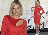 Artist Louis Carreon unveils his new installation, 'Faces' at the Mondrian Hotel..Featuring: Sophie Monk..Where: Los Angeles, California, United States..When: 10 Jun 2015..Credit: Charlie Steffens/WENN.com