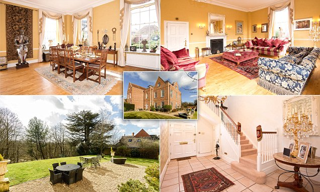Surrey mansion that gets a mention in Domesday Book on the market for £1.5m