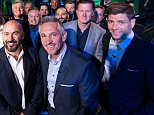 BT Sport presenters and pundits.