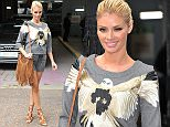 12 Jun 2015 - LONDON - UK  MEMBERS OF THE TOWIE CAST SEEN AT THE ITV THIS MORNING STUDIOS.   BYLINE MUST READ : XPOSUREPHOTOS.COM  ***UK CLIENTS - PICTURES CONTAINING CHILDREN PLEASE PIXELATE FACE PRIOR TO PUBLICATION ***  **UK CLIENTS MUST CALL PRIOR TO TV OR ONLINE USAGE PLEASE TELEPHONE   44 208 344 2007 **