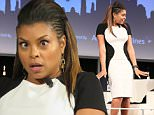 NEW YORK, NY - JUNE 12:  Actress Taraji P. Henson attends A Conversation With Taraji P. Henson at the 2015 American Black Film Festival at New York Hilton Grand Ballroom on June 12, 2015 in New York City.  (Photo by J. Countess/Getty Images)