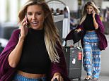 LOS ANGELES, CA - JUNE 11: Audrina Patridge is seen at LAX on June 11, 2015 in Los Angeles, California.  (Photo by GVK/Bauer-Griffin/GC Images)